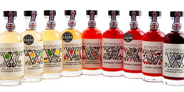 Wormersley vinegars